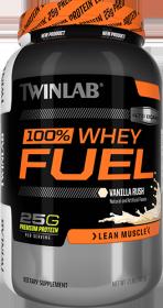 Twinlab 100% Whey Protein Fuel (910 гр.)