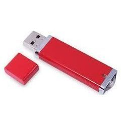 16GB USB-флэш накопитель Apexto U206A, Красный