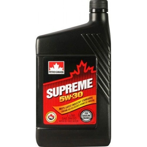 Моторное масло PETRO-CANADA Supreme SAE 5W-30 (1л)
