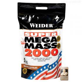 Weider Mega Mass 2000 (5000 гр.)