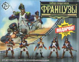 Французы. Армия Наполеона.