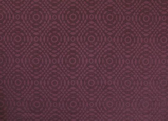 Vision violet. Жаккард.