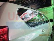 Молдинги окон (Тип 2) для Toyota Land Cruiser Prado 150