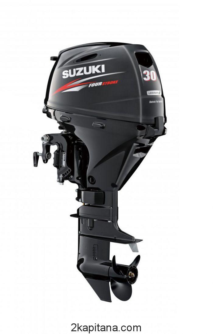 Лодочный мотор SUZUKI DF 30 ATS (ATL) (Сузуки)