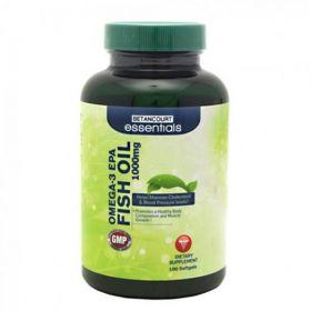 Betancourt Nutrition Essentials Fish Oil (100 капсул)