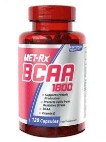 MET-Rx BCAA 1800 (120 капс.)