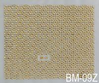 """Наклейка для дизайна ногтей на клеевой основе """"Золото"""" BM - 09Z"""