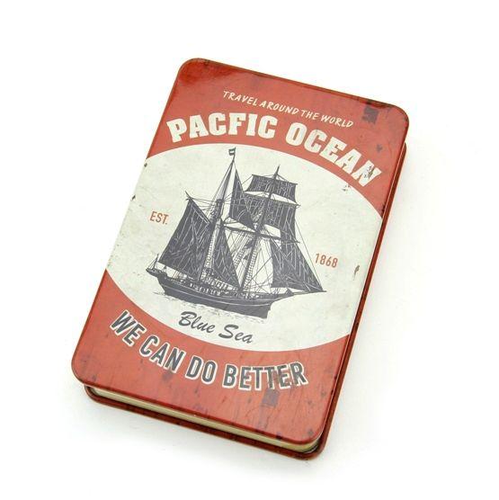 "Блокнот ""Pacific Ocean"""