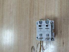 Эл_Терморегулятор защмт. TC1SB21/2кон./0,4м/ S320°С/F/кнопка. (зам Тула ТТ)