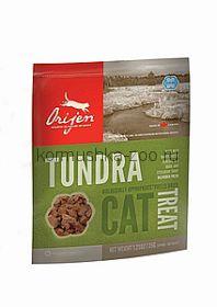 Orijen Tундра Сублимированное лакомство для кошек