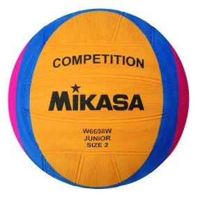 Мяч для водного поло юниорский Mikasa W6608W (р.2)