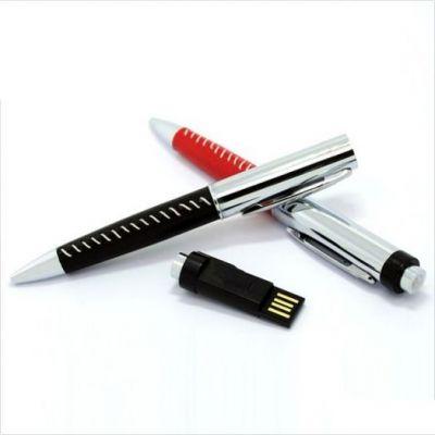 64GB USB-флэш накопитель Apexto U502Z ручка в черной оплетке