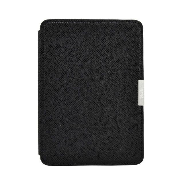 Обложка Texture для Amazon Kindle Paperwhite (Черная /Магнитная застежка)