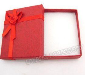 Подарочная коробка с бантиком 80 * 66 * 22 мм
