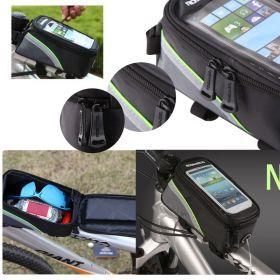 Сумка для телефона на раму велосипеда