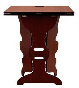 Складной стол - дерево (размеры: 52*36*5 см, высота 71 см)