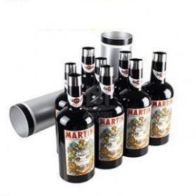 Суперумножение бутылок Martini (черные) (10 шт)