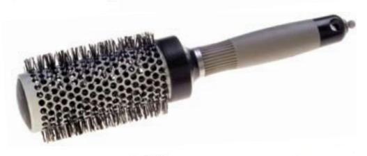 Брашинг Keller Ø 43мм для волос