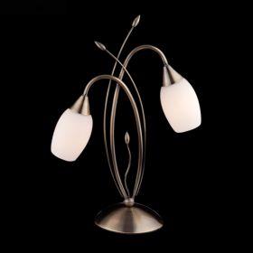 Настольная лампа - 22080/2Т античная бронза