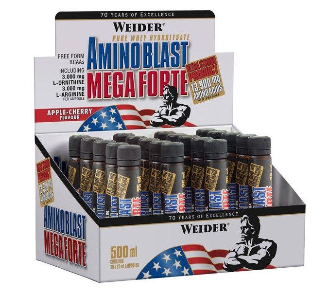AminoBlast Mega Forte (20 x 25 мл.)