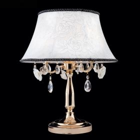 Настольная лампа 2045/3T зол/розовы
