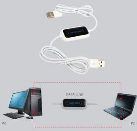 USB кабель для передачи и синхронизации для двух ПК