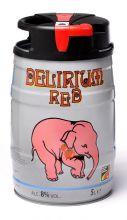 Бочонок 5 литровый Delirium Red (Делириум Ред)