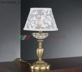 Настольная лампа RECCAGNI ANGELO Р 7032 Р