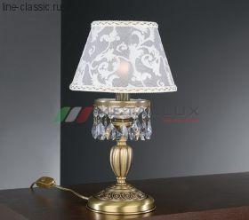 Настольная лампа RECCAGNI ANGELO Р 7030 Р