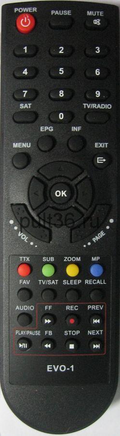 Пульт Телекарта EVO-01, Energy EVO-01