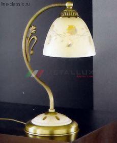 Настольная лампа RECCAGNI ANGELO Р 6858 P