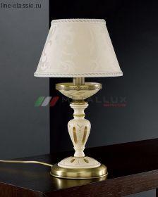 Настольная лампа RECCAGNI ANGELO Р 6618 Р