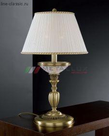 Настольная лампа RECCAGNI ANGELO Р 6402 G