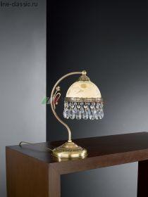 Настольная лампа RECCAGNI ANGELO Р 6206 М