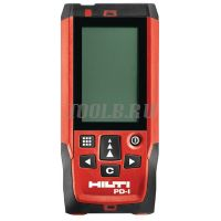 Лазерный дальномер Hilti PD-I - купить в интернет-магазине www.toolb.ru цена и обзор