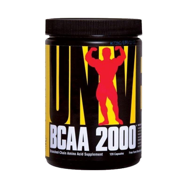 BCAA 2000 (120 кап.)