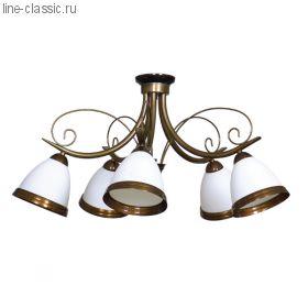 Люстра LUMINEX 4551 Monna
