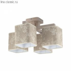 Люстра TK Lighting 544 Pola Natur 4