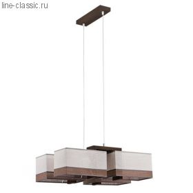 Люстра TK Lighting 266 Paja Venge