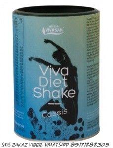 Viva Diet Shake диетический коктейль смородина