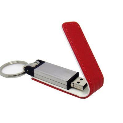 32GB USB-флэш накопитель Apexto U503R Красная снаружи, белая внутри OEM