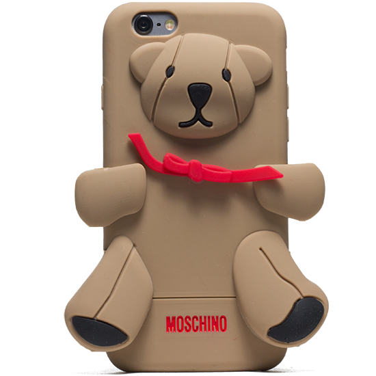Чехол для Iphone 5c Moschino медведь