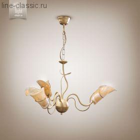 """Люстра N&B light 9033 """"Версаль"""" кор.мат.зол."""