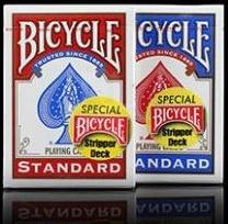 Bicycle Stripper Deck (конусная колода)