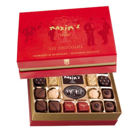 Конфеты шоколадные Maxim`s Ассорти - 420 г (Франция)