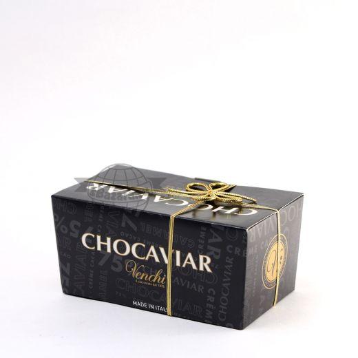 Конфеты шоколадные Venchi Ассорти Chocaviar - 150 г (Италия)