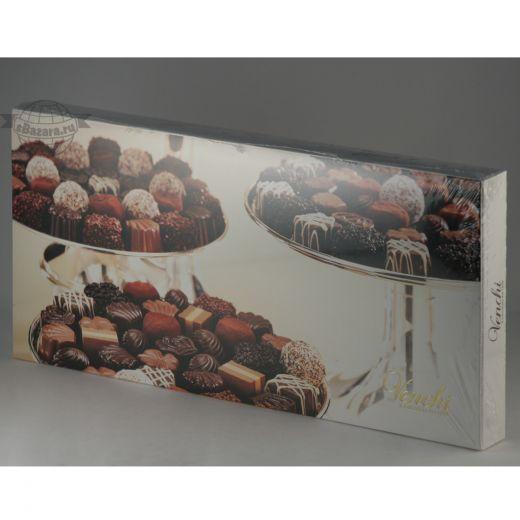 Конфеты шоколадные Venchi Ассорти Пралине - 230 г (Италия)