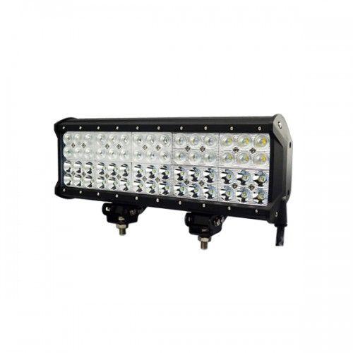 Четырёхрядная светодиодная LED балка комбинированного свечения - 180W CREE