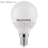 Лампы LED - Mini Classic 7W 3300K E14