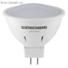 Лампы светодиодные LED - JCDR 3W G5.3 220V 120° 3300K желтый